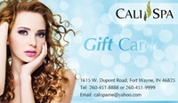 Cali Spa Signature Package